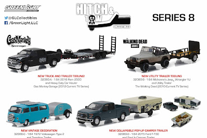 GreenLight Hitch and Tow Series 8 : Release November 2016