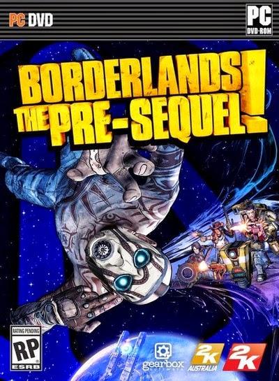 تحميل لعبه الفضاء Borderlands The Pre Sequel كاملة للكمبيوتر مجانا