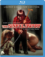 The Sinful Dwarf Blu-ray