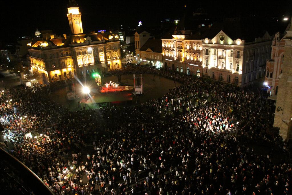 Фестиваль уличных музыкантов