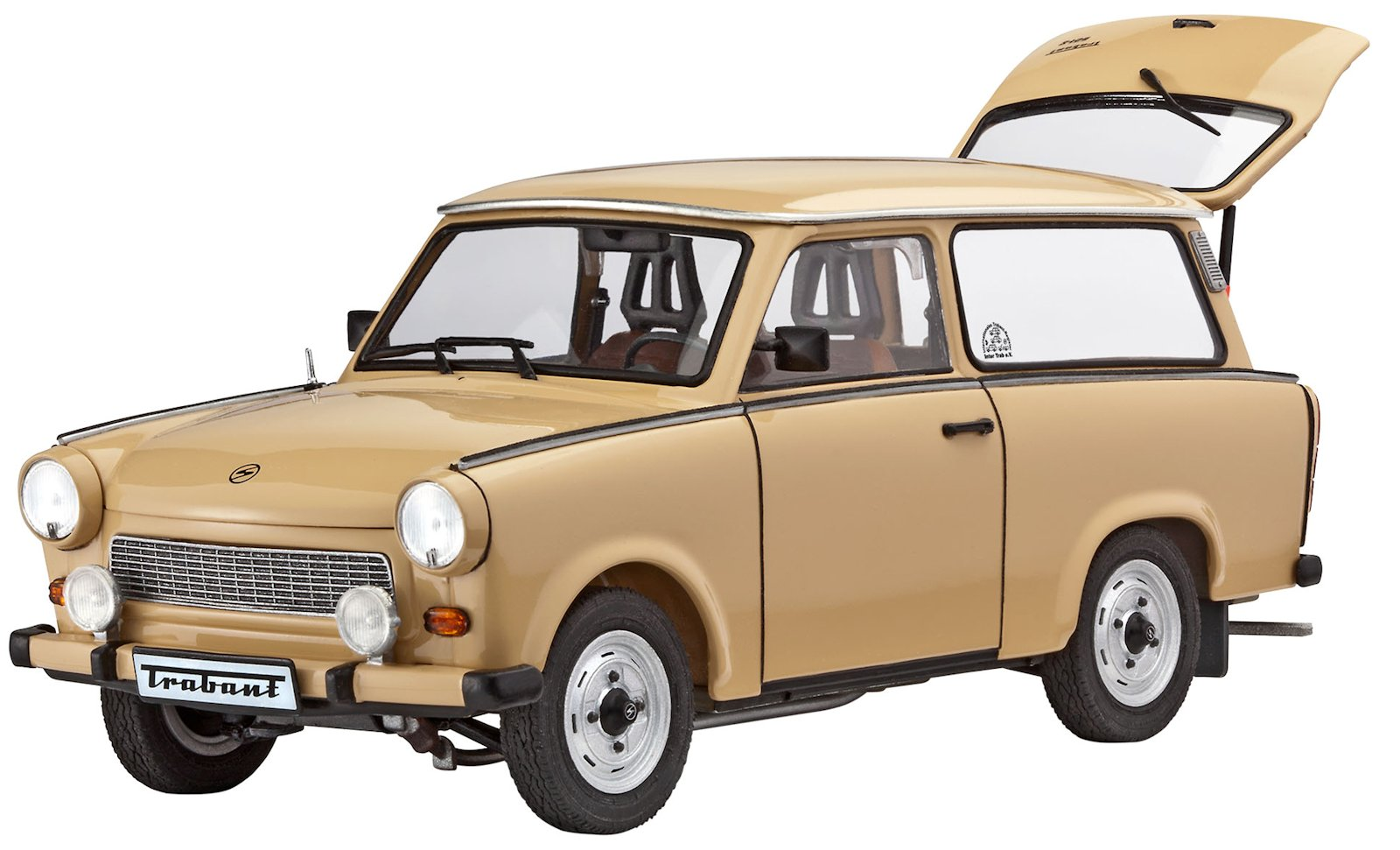 The Modelling News: Traveling Trabant in t-t- terrible ...