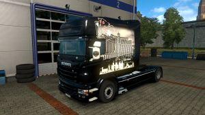 LasVegas Skin for Scania RJL