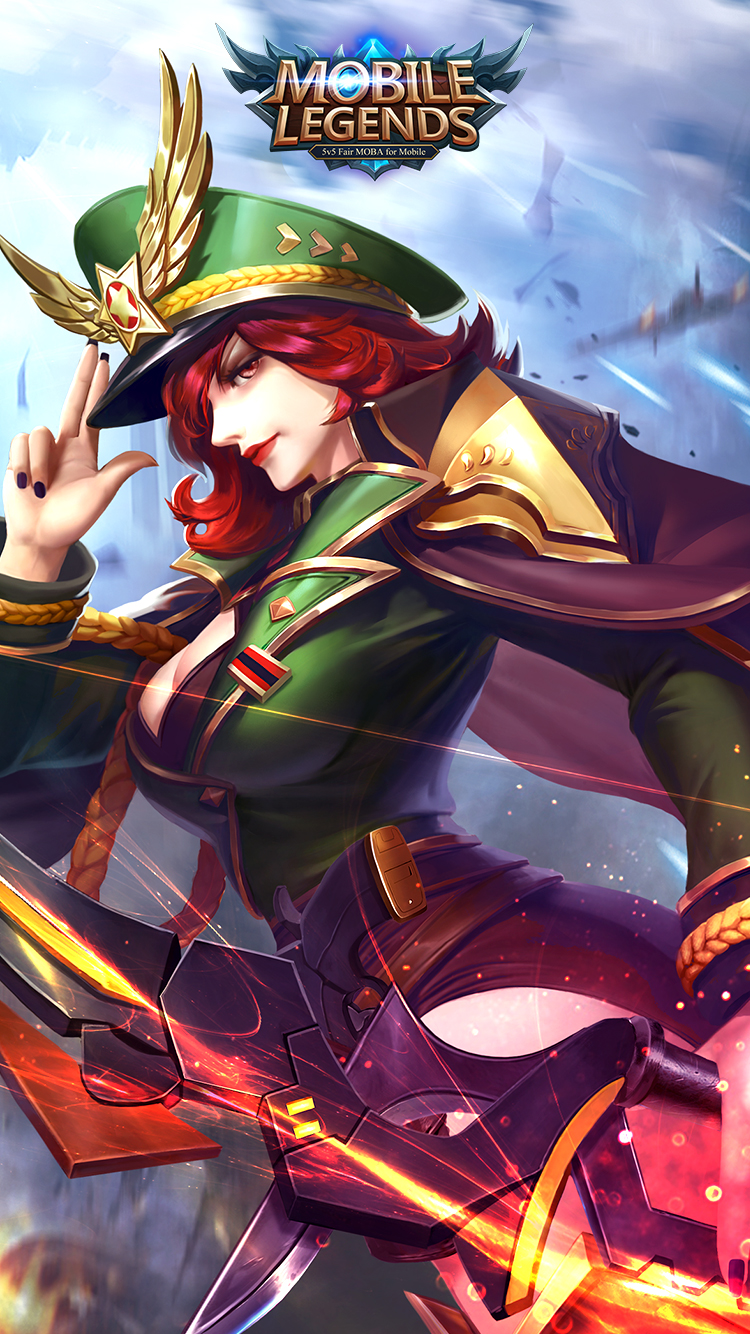kumpulan wallpaper hp mobile legends part ii (50 wallpaper