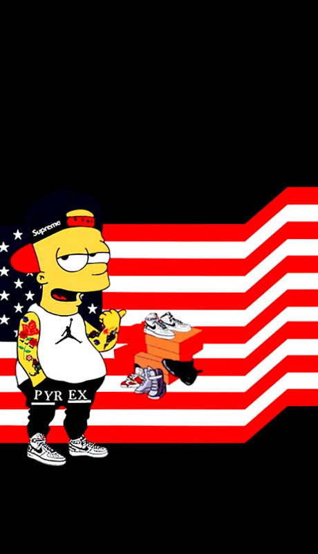 Homer Simpsons Art Cartoon Hd Wallpaper Wallpapers Link