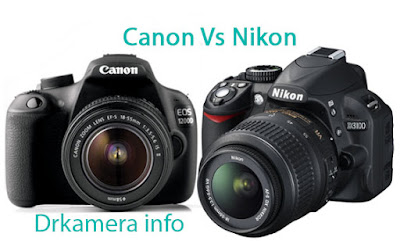Lebih Baik Kamera Dslr Canon Atau Nikon