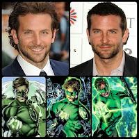Bradley Cooper - Green Lantern