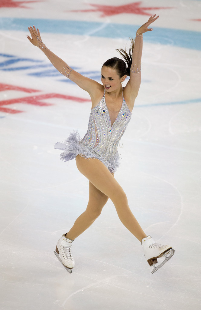 Porn ice skater