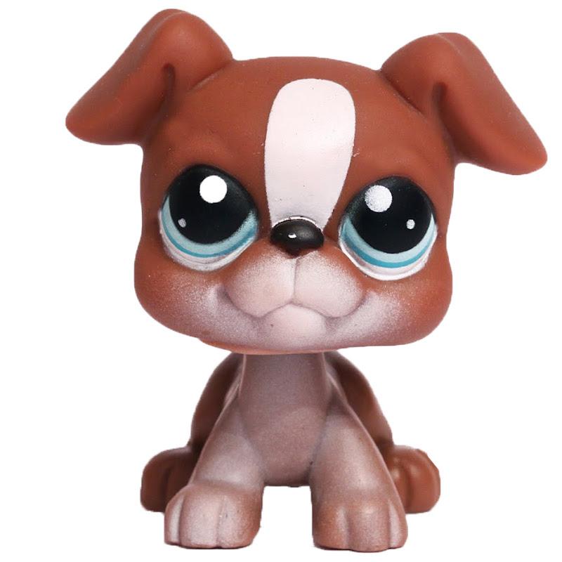 Littlest Pet Shop Carry Case Boxer 83 Pet Lps Merch