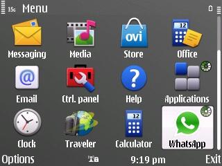 Whatsapp application download nokia e5.