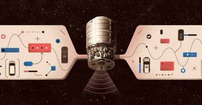 Спутниковая съемка фото