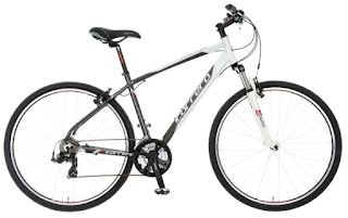 Stolen Bicycle - Carrera Crossfire 1