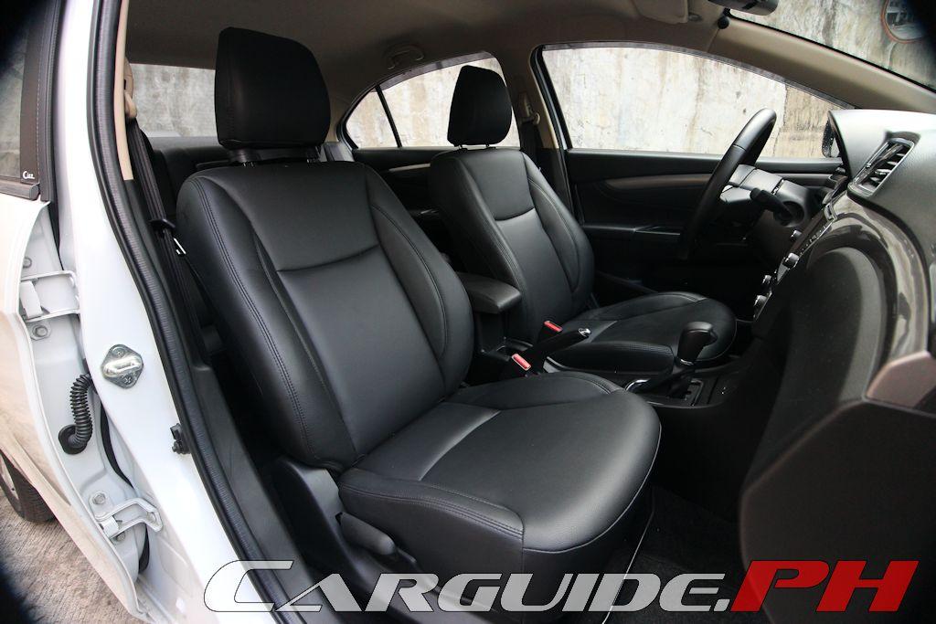 Review 2016 Suzuki Ciaz GLX A T