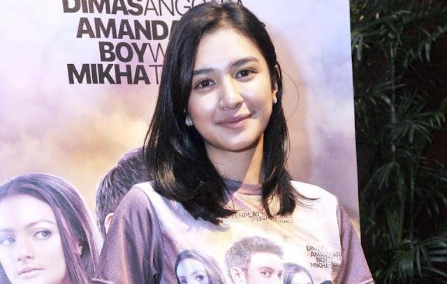 Syuting di Milan, Mikha Tambayong Rela Ganti Baju di Jalanan