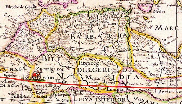 Gibraltar datování