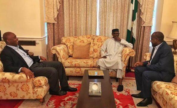 Speaker Dogara says Buhari's Health Has Really Improved