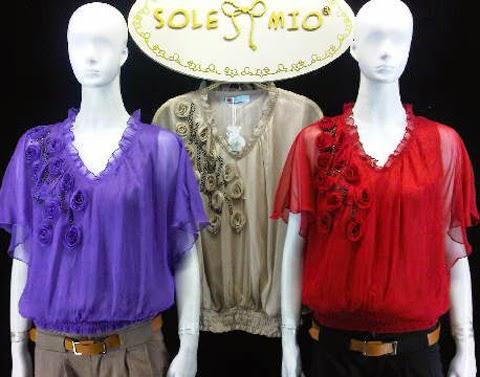 gambar baju solemio