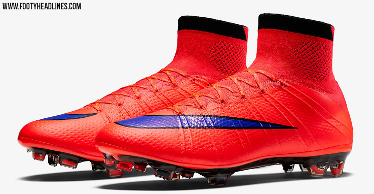 quality design 9ac36 4d2df Red Nike Mercurial Superfly Intense Heat Pack 2015 Boots ...