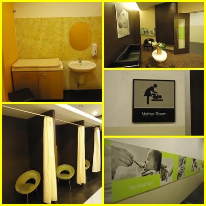 Nursing Room di Beberapa Mall Jakarta - Updated