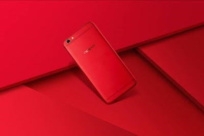Source: OPPO. The OPPO R9s Special Red Edition is now available in Singapore in limited quantities.