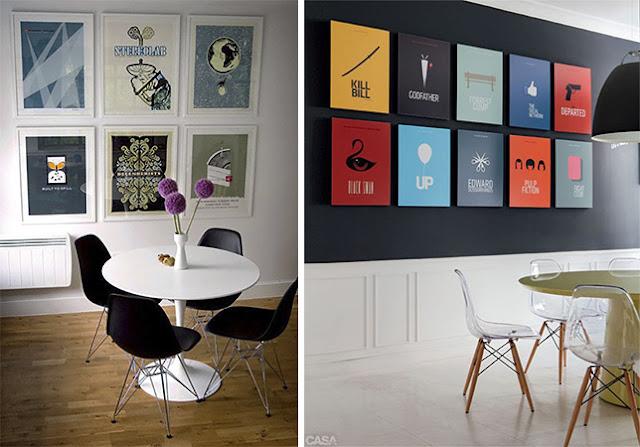 posteres-na-decoracao-sala-de-jantar-abrirjanela
