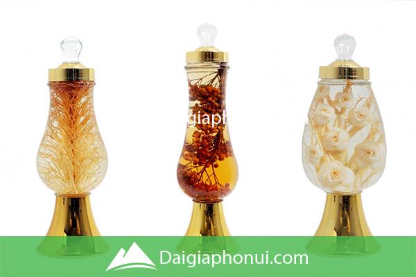 Bình ngâm rượu Hàn Quốc - Yongcheon Glass