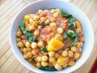 rezept vegan kichererbsengemüse hauptspeise