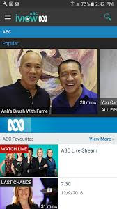 ABC IVIEW APK FOR ANDROID