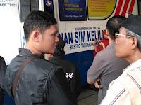 Cara Memperpanjang SIM A dan SIM C Melalui Layanan Mobil SIM Keliling Wilayah Kota Tangerang
