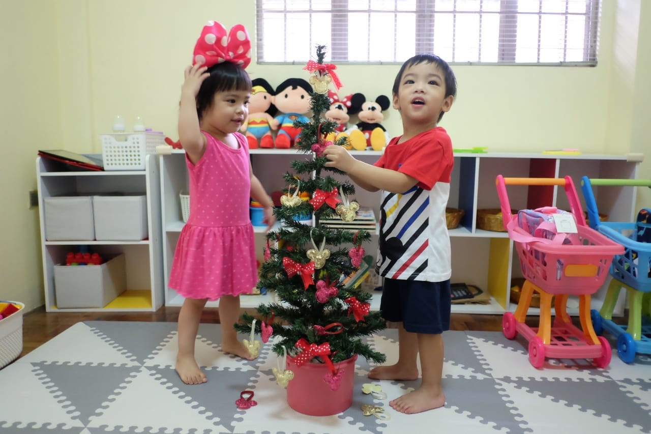 toddler proof christmas tree
