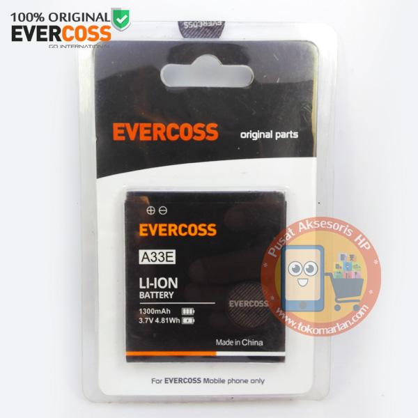 Jual Baterai Evercoss A33E Original 100%