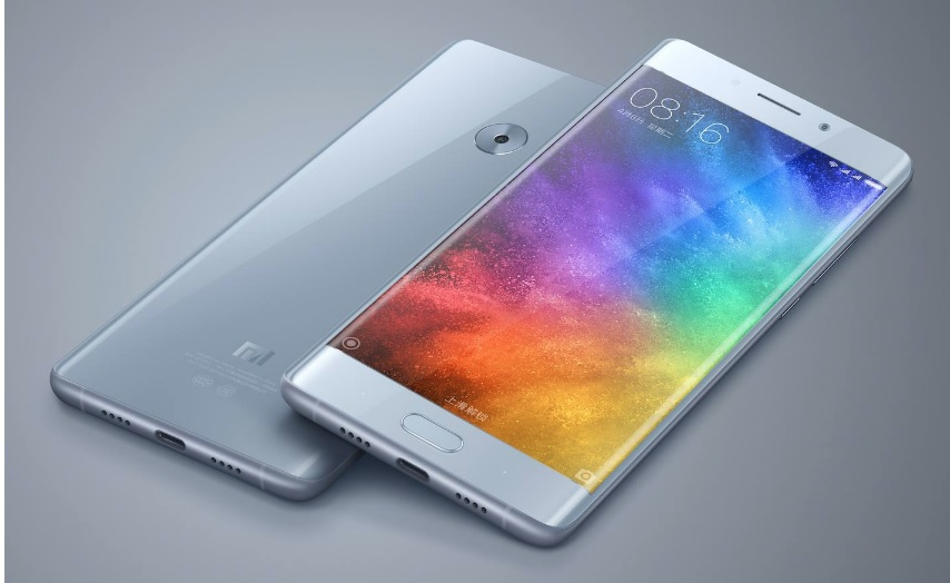Xiaomi Mi Note 2 Launched in China