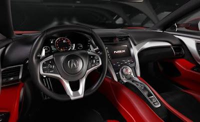 Acura NSX 2017 Review, Specs, Price