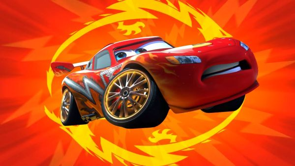 Lightning Dragon McQueen