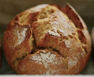 Αυθεντική παραδοσιακή  συνταγή για αγιορείτικο ψωμί