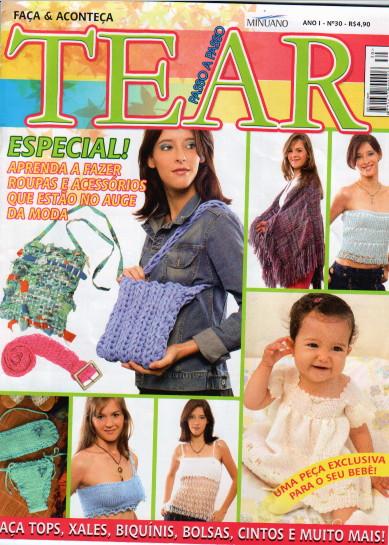 Tear Passo A Passo-Revista