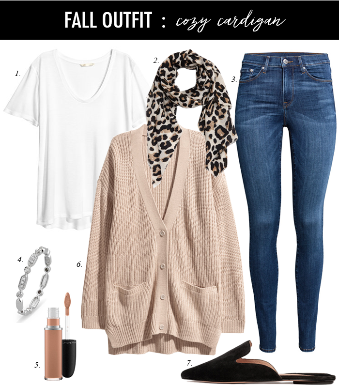 skinny jeans fall outfit