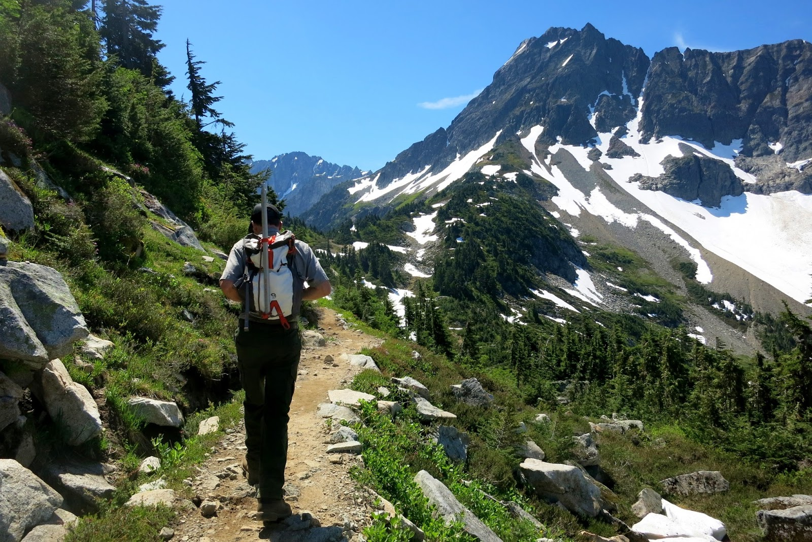Image result for north cascades national park HIKING