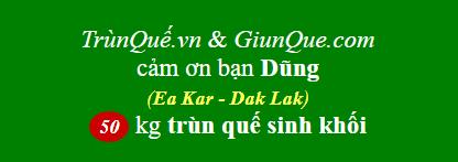 Trùn quế huyện Ea Kar