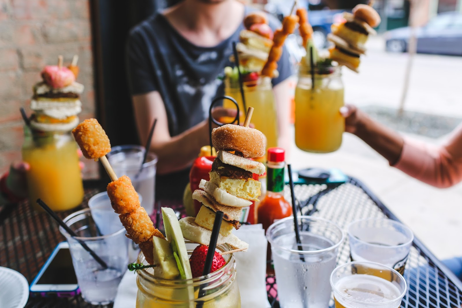 Anvil Pub f*brunch best bloody marys brunches in dallas