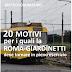 20 motivi per cui la Roma-Giardinetti deve tornare in pieno esercizio - preview
