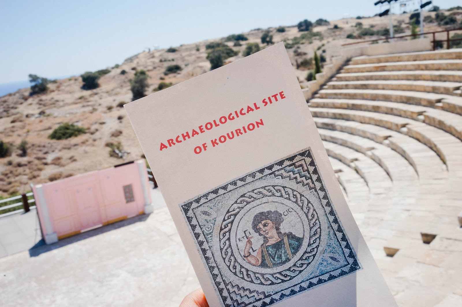 Archaeological site of Kourion