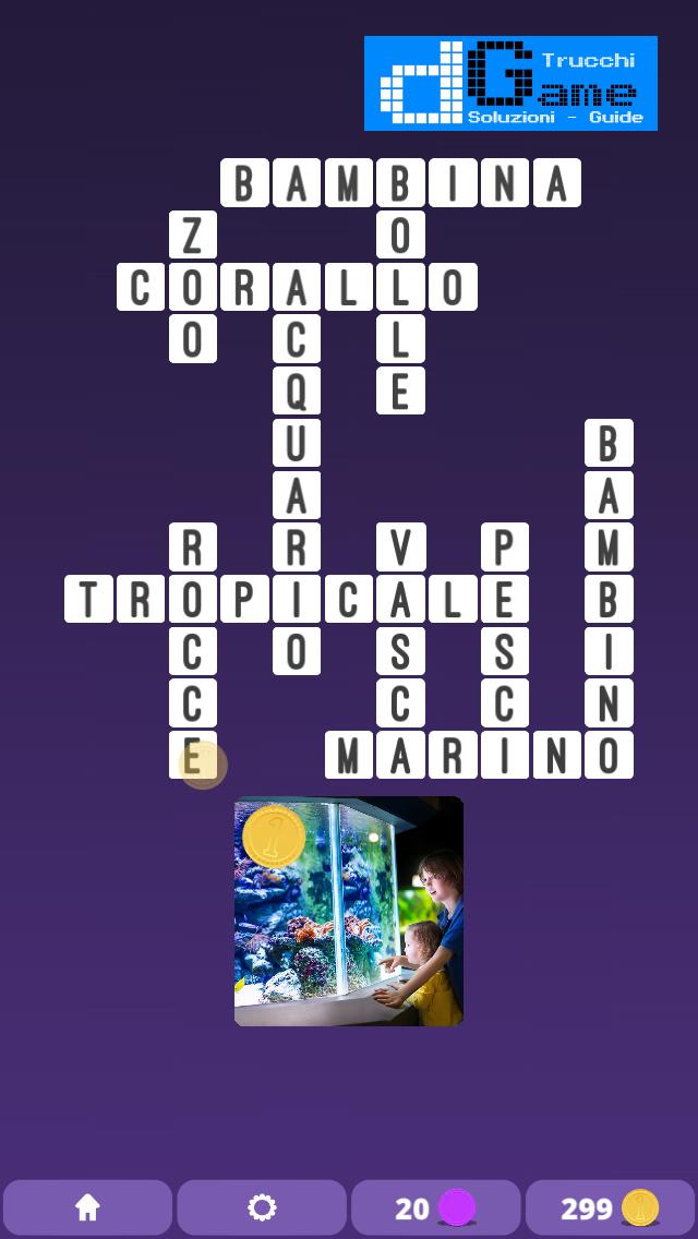Soluzioni One Clue Crossword livello 5 schemi 12 (Cruciverba illustrato)  | Parole e foto