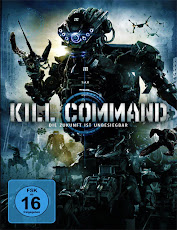 pelicula Kill Command (Comando Kill) (2016)