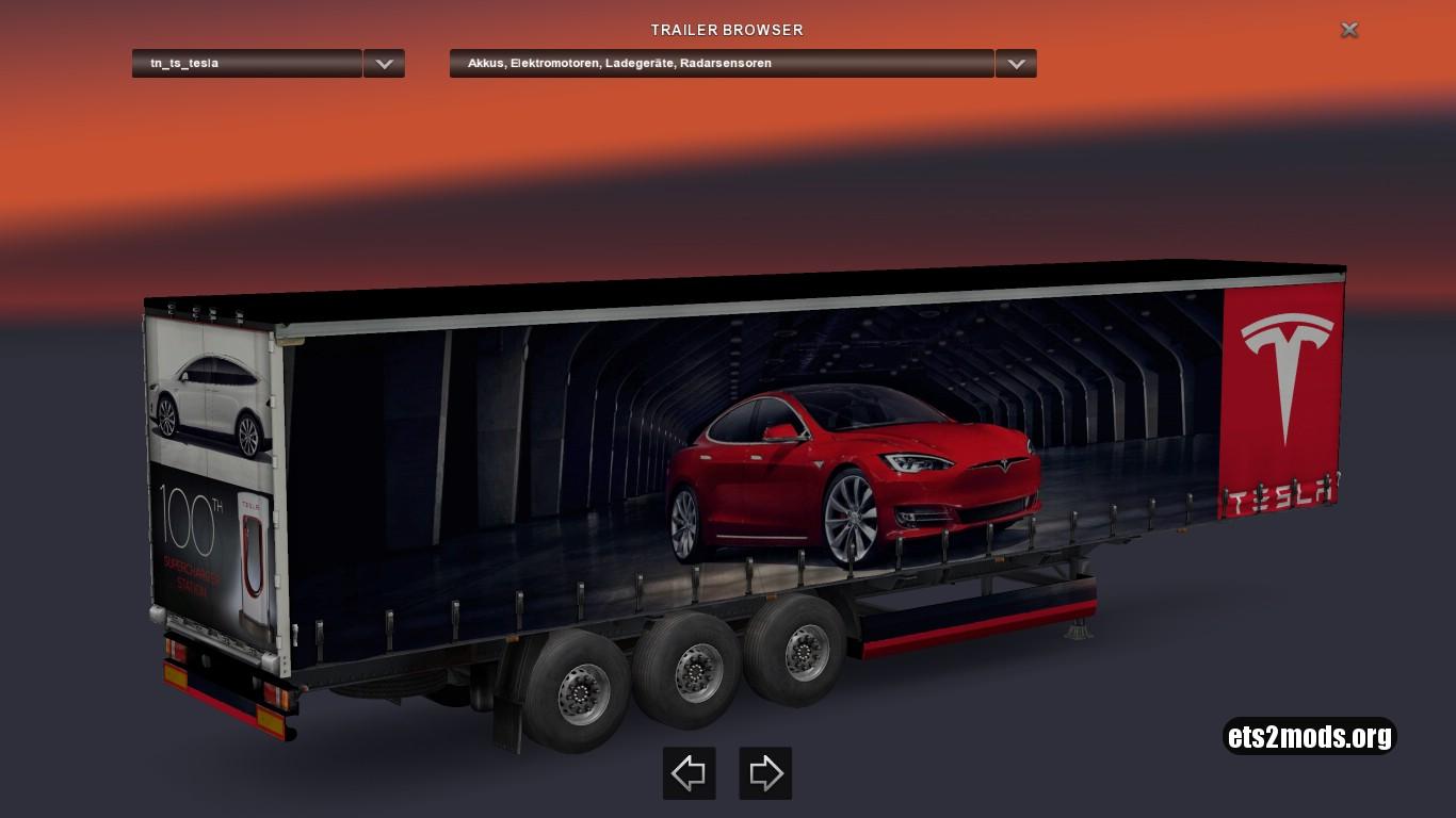 Combo Pack Tesla