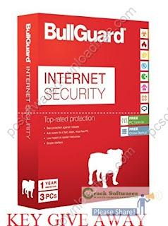 BullGuard Internet Security 1 Jahr Schlüssel verschenken 2018