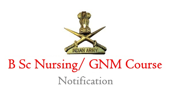 BSc Nursing, MSc Nursing, Indian Army