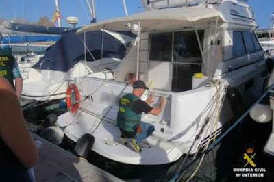 12 personas detenidas en Las Palmas de Gran Canaria  por presunta pertenencia a  organización criminal de narcotráfico