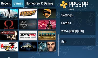 Download Kumpulan Game PSP PPSSPP ISO/CSO Android Ukuran Kecil Terbaru High Compressed