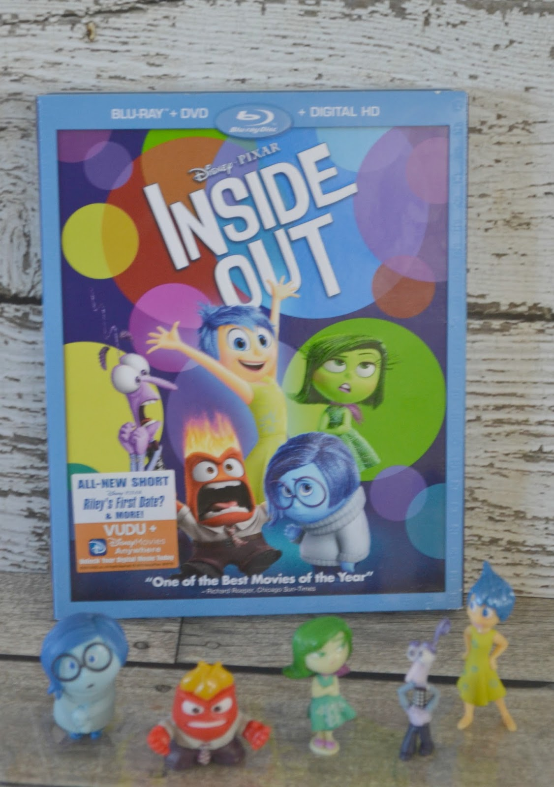 Thinking About Our Emotions With Inside Out Free Printable