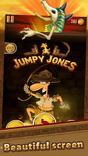 Jumpy Jones V1.0 MOD Apk ( Unlimited Money )